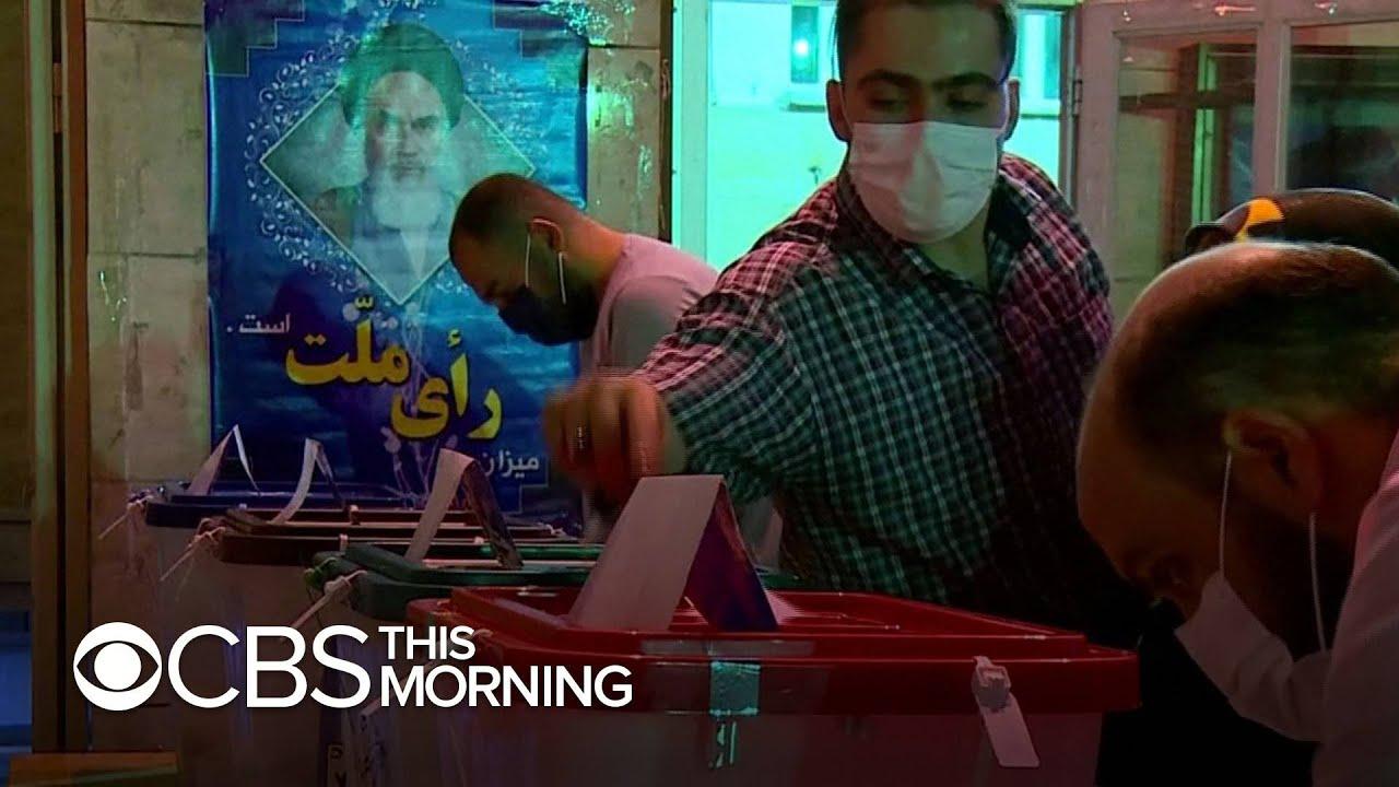 Hardliner Raisi set to become Iran's new president
