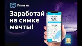 Drimsim Заработай на Симке Мечты!