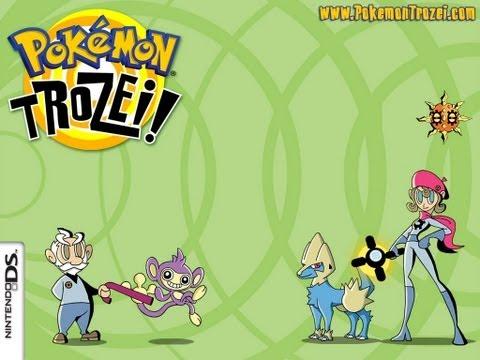 CGRundertow POKEMON TROZEI! For Nintendo DS Video Game Review