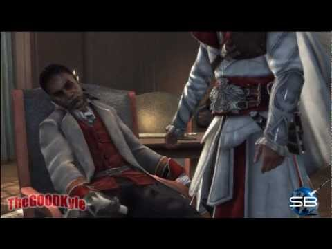Assassin's Creed 3: Achilles' Death and Funeral [HD]