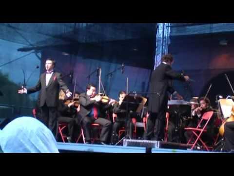 Wolfram B Meyer, Konzert im Regen: Liebestrank