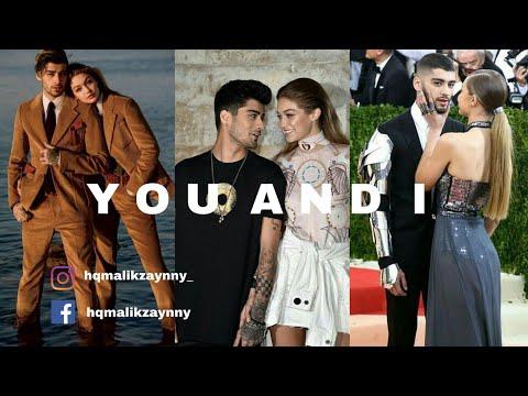 ZAYN - YOU & I (Remix) Music Video