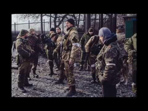 Война на Донбассе - война в Украине - АТО в Донецке