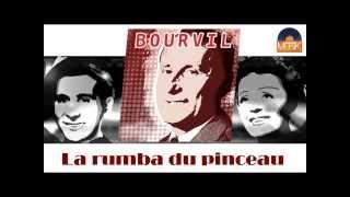 Bourvil - La rumba du pinceau (HD) Officiel Seniors Musik
