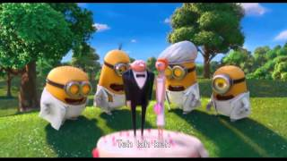 Despicable Me 2 - I Swear (Lyrics) 1080pHD