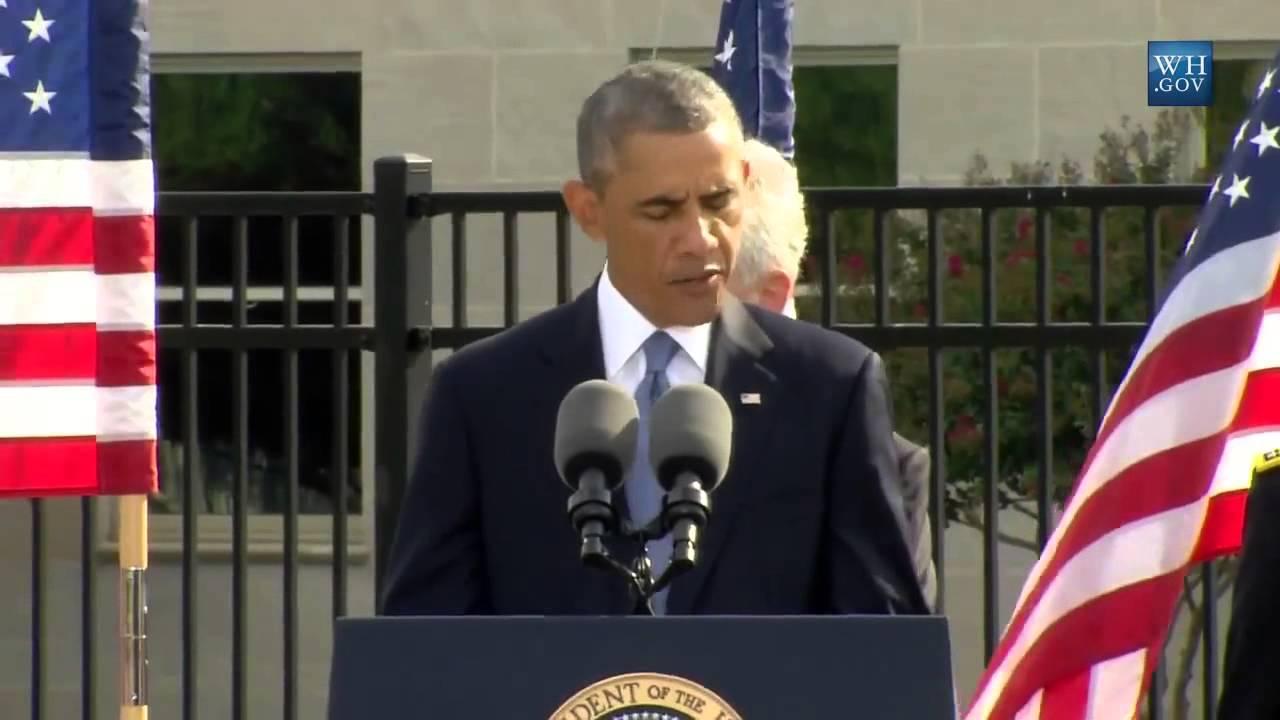Rhetorical pentagon obamas speech