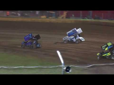 Midwest Power Series Feature at Cedar Lake Speedway 07/14/2018