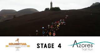 STAGE 4 | Golden Trail Championship 2020 | VIDEO RECAP | Azores Trail Run