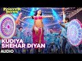 Kudiya Shehar Diyan Audio Song | Poster Boys | Sunny Deol, Bobby Deol, Shreyas Talpade, Elli AvrRam