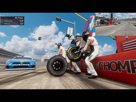NASCAR Heat 4 - Atlanta Motor Speedway , Rinnai 250 |