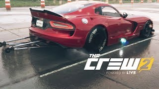 The Crew 2 Beta - Dodge Viper (DRAG)
