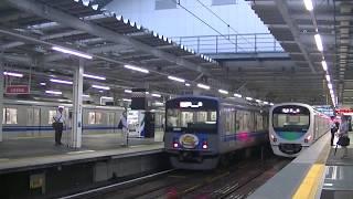 西武鉄道20106F(スナックワールド)急行池袋行 所沢