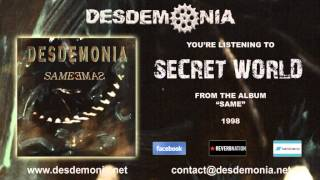 Watch Desdemonia Secret World video