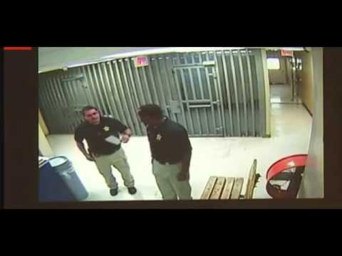 Sandra Bland Jail  Video Release