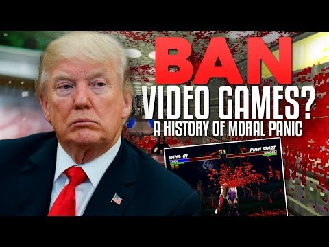Ban Video Games? A History of Moral Panic & Media Censorship