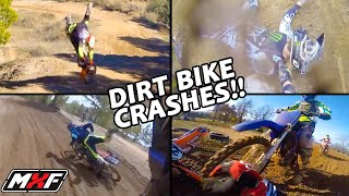 Subscriber Mx Fails Compilation... What NOT TO DO on a Dirt Bike!!!