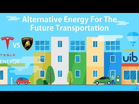 Alternative Energy For The Future Transportation | LAURENCE MC