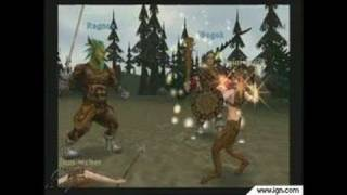 EverQuest Online Adventures: Frontiers PlayStation 2