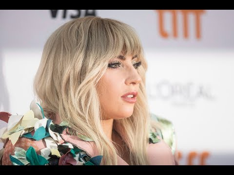 Lady Gaga on the TIFF red carpet | Gaga: Five Foot Two