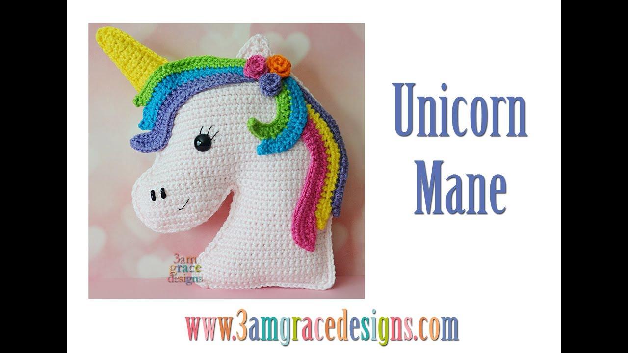 Unicorn Mane - YouTube