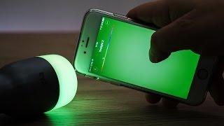Renk Değiştiren Akıllı LED Ampul İncelemesi: Xiaomi Yeelight E27 RGBW