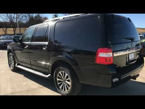 2017 Ford Expedition EL Burleson TX Fort Worth, TX #AP5285