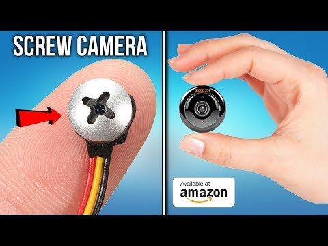 10 NEW COOL SPY #GADGETS Available On Amazon & Online | Gadgets Under Rs100, Rs500, Rs1000, Rs50k