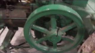 1920s John Deere Tractor model