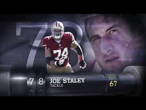 #78 Joe Staley (T, 49ers) | Top 100 Players of 2013 | NFL