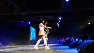 LadyBaby live PA from HyperJapan in London.