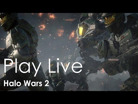 Halo Wars 2 - Play Live