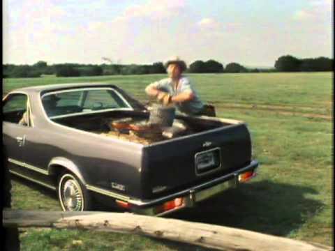 1983 Chevrolet El Camino Model Introduction Film