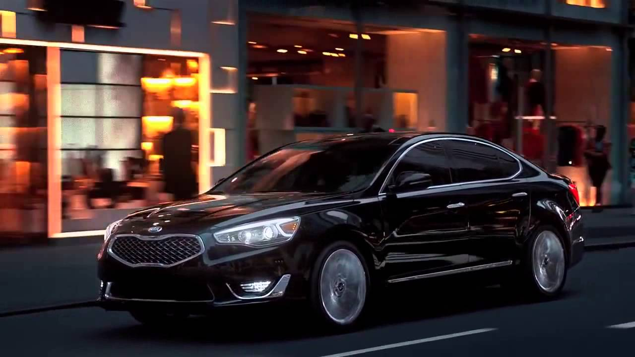Interior Car Detailing >> 2014 Kia Cadenza Commercial 'Impossible to Ignore' - YouTube