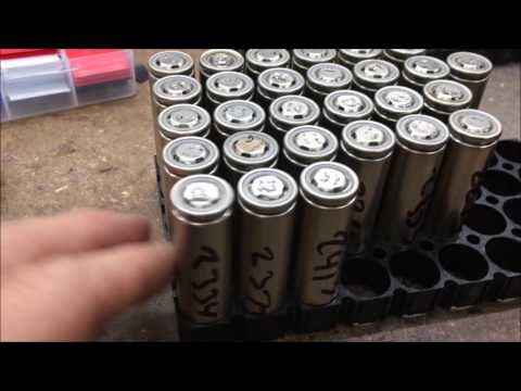 DIY Power Wall - Re-Skinning Batteries #5