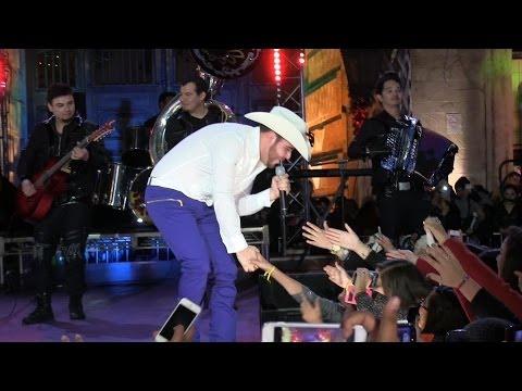 Gerardo Ortiz-Mañana voy a conquistarla en vivo 12-24-13