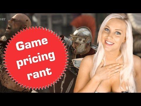Digital games are too damn expensive! - The Tara Show - Episode 6