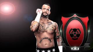 CM Punk Theme Song - Cult of Personality [1080p HD] + [Download Link]