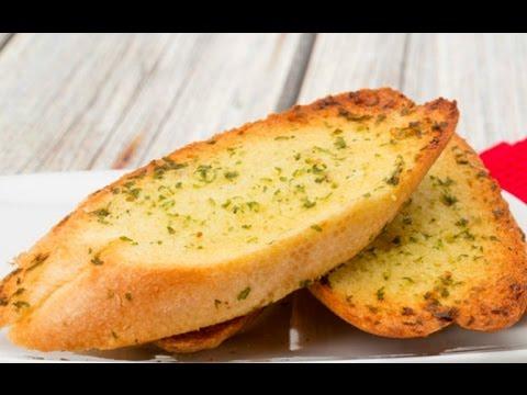 Món Bánh Mì Nướng Bơ Tỏi