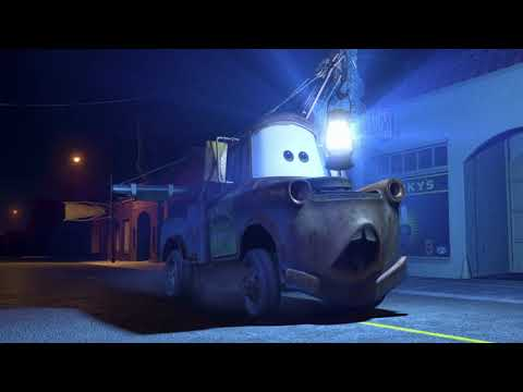 Mater And The Ghostlight Mater Tall Tales Cars Toys Mcqueen Lightning Mcqueen Pocketvideo,