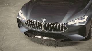 新型BMW 8 シリーズ 2018 vs 旧BMW 8 シリーズ1989 比較