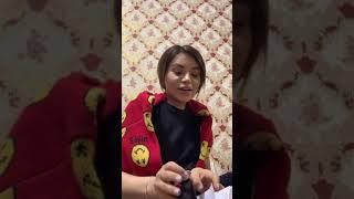 Turkan Velizade instagram fanatlarinin suallarina ŞOK CAVABLAR VERDI