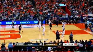 Doug Anderson's 6 Jams Against Syracuse Video