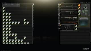 Faster Money Stacking in Escape From Tarkov