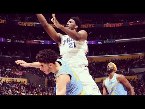 Joel Embiid SONS Lonzo Ball, then Trolls Him and LaVar on Instagram