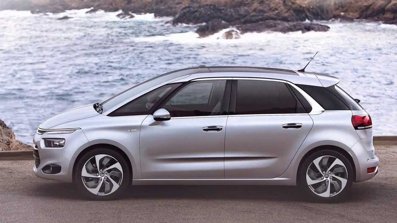 Citroen c4 picasso 2014 youtube for C4 picasso 2013 interieur