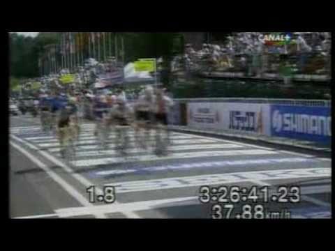 WK Wielrennen 1990: Rhudy Dhaenens