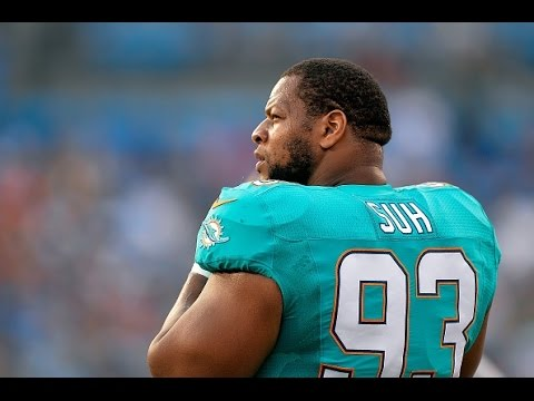 Ndamukong Suh 2015 Season Highlights || Bodied ||