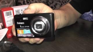 Цифровая камера rekam ilook s955i