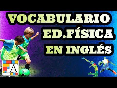 vocabulario-de-educación-física-en-inglés-para-niños