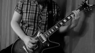 Guitar video - Burning Priest (melodic death/doom metal)